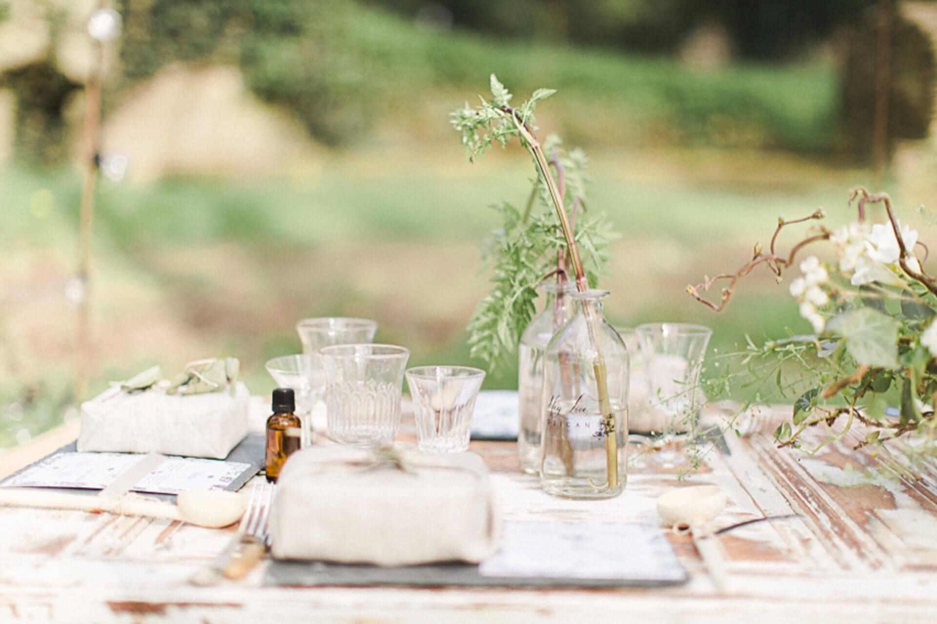 Mariage intimiste vegetal shooting inspiration jerome tarakci